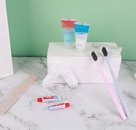 一次性牙刷梳子